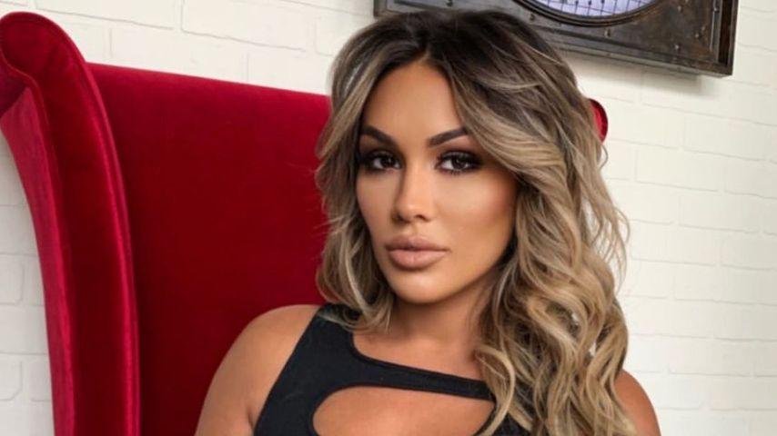 Reality-TV-Star Jen Harley wegen Waffen-Angriffs verhaftet