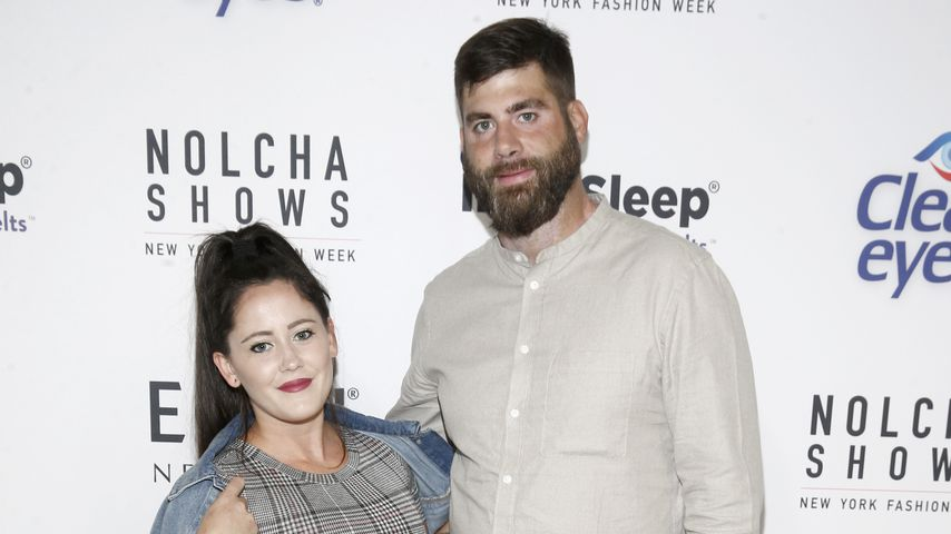 Jenelle Evans und David Eason  2019 in New York
