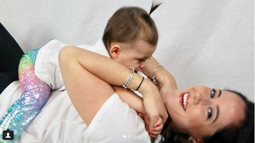 Jenelle Evans und ihre Tochter Ensley