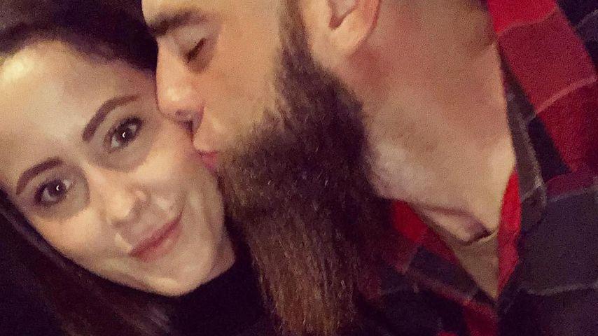 Nach Prügel-Notruf: Jenelle Evans knutscht ihren Ehemann!