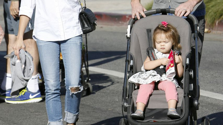 Jenna Dewan, Channing und Everly Tatum