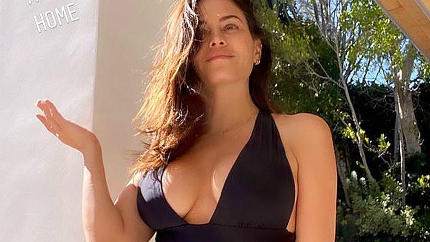 Jenna Dewan präsentiert ihren After-Baby-Body im Badeanzug