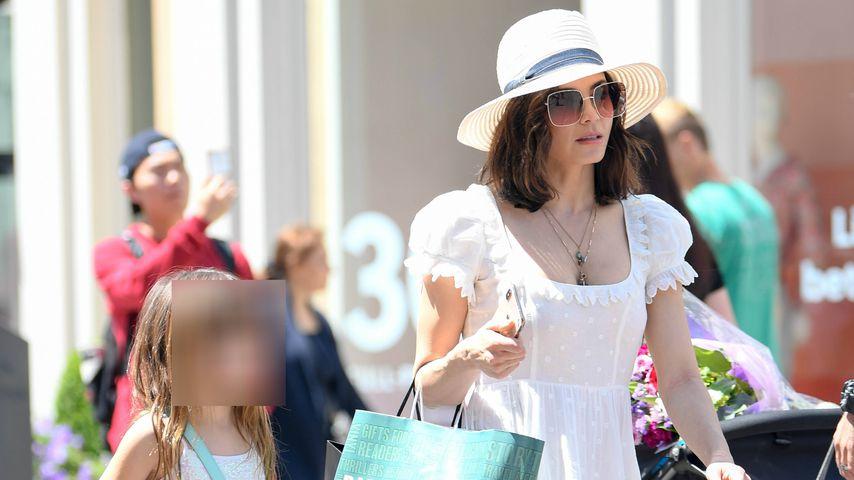 1. Muttertag als Single-Mum: Jenna Dewan & Everly unterwegs