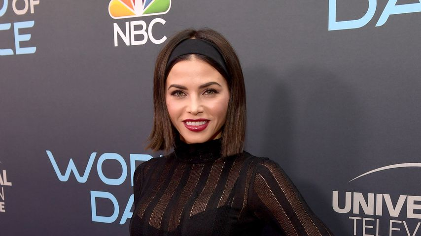 "Jenna Dewan auf dem ""World of Dance""-Event am 1. Mai 2018"