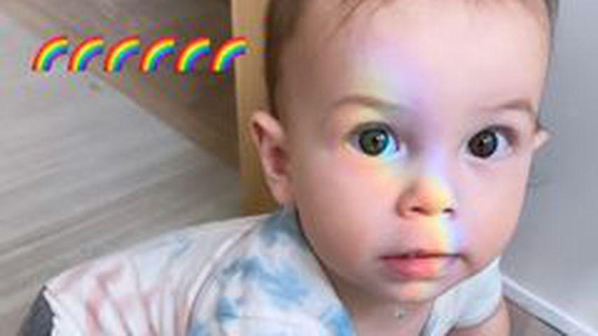 Jenna Dewans Sohn Callum Michael Rebel Kazee, 2021