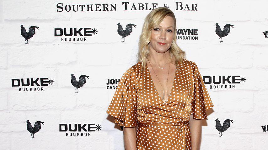 Schauspielerin Jennie Garth, April 2018