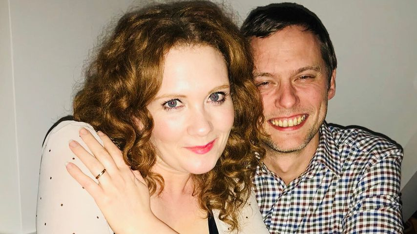 Jennie McAlpine und Chris Farr