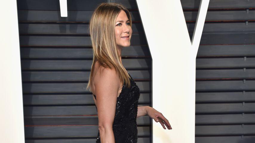 Nicht eilig: Jennifer Aniston ist nicht auf Dates angewiesen