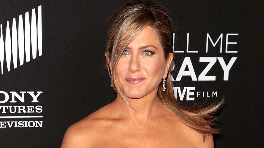 Was trägt Jennifer Aniston auf ihrer Hochzeit?