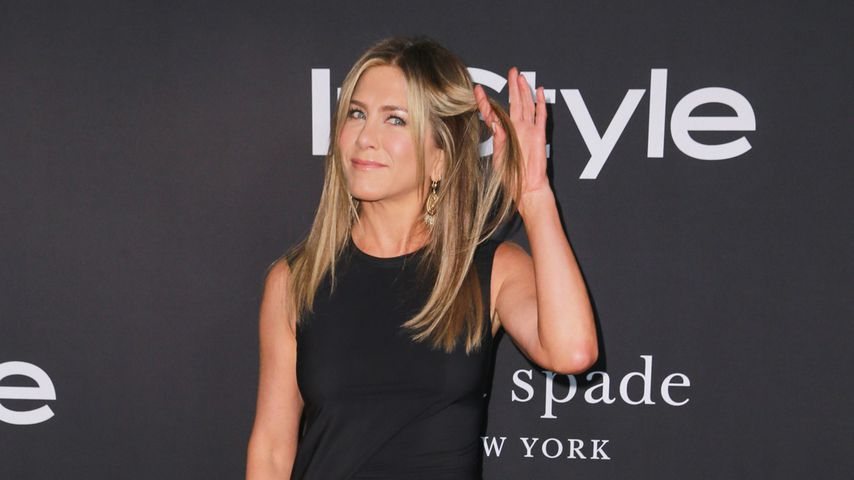 Jennifer Aniston im Oktober 2018 in Los Angeles