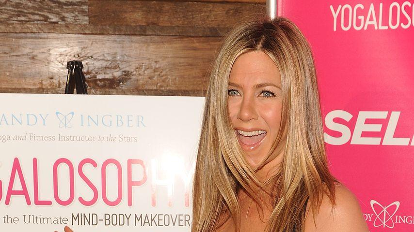 Jennifer Aniston: So oft hielt man sie schon für schwanger!