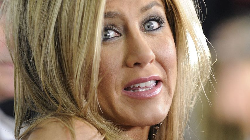 Peinlich! Jennifer Aniston plaudert vor Kindern über Sextoys