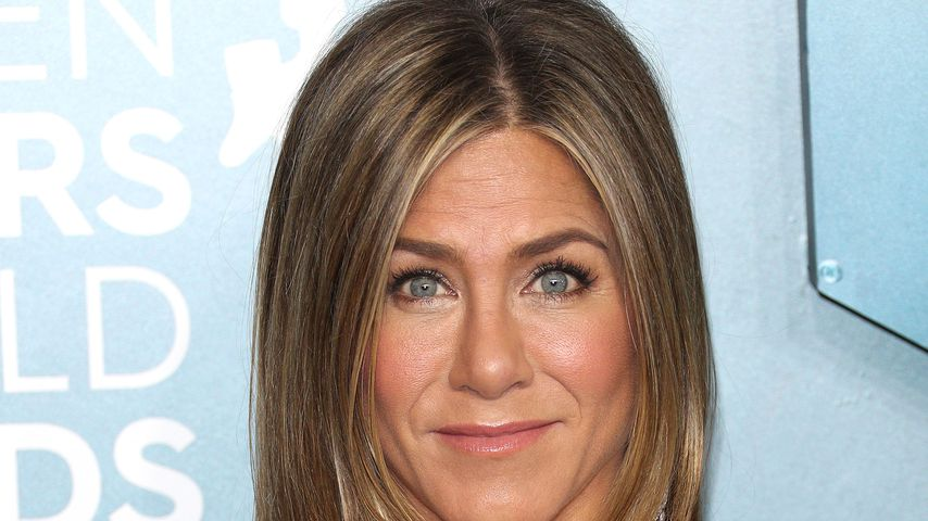 Schauspielerin Jennifer Aniston bei den SAG Awards 2020