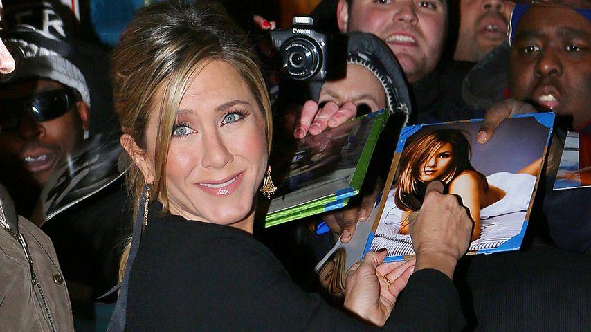Warum nur? Fiese Buh-Rufe für Jennifer Aniston