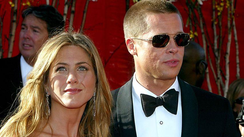 Jennifer Aniston und Brad Pitt, Ex-Ehepaar