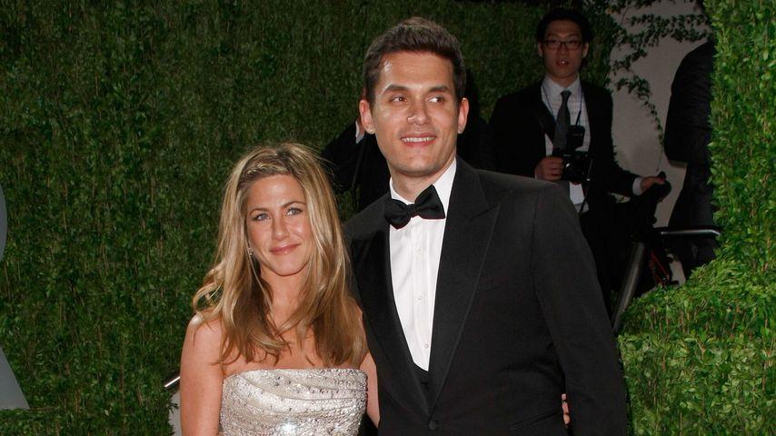 Ex-Treffen: Auch John Mayer auf Jennifer Anistons 50. B-Day