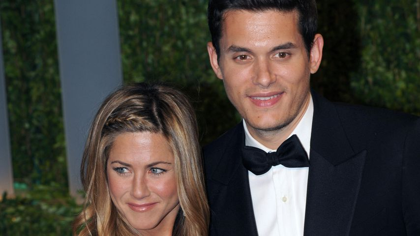 Jennifer Aniston und John Mayer beim Vanity Fair Dinner 2009