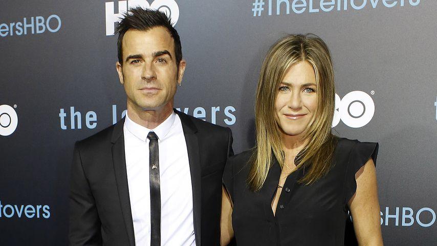 Genervt: Das sagt Justin Theroux zur Brangelina-Trennung