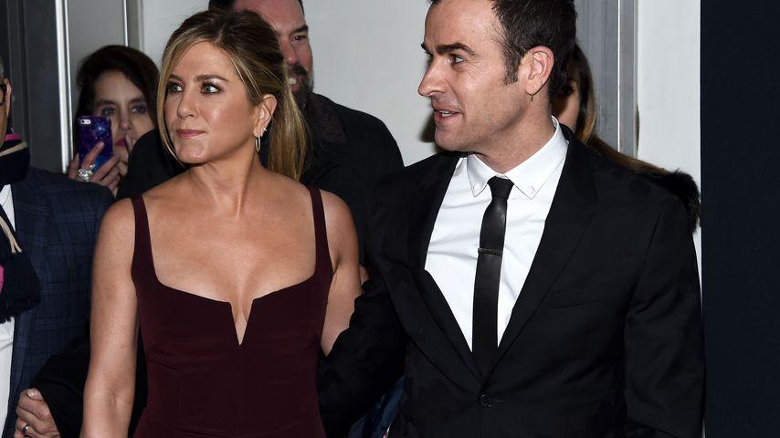 """Jennifer Aniston und Justin Theroux bei der """"Zoolander 2""""-Weltpremiere"""