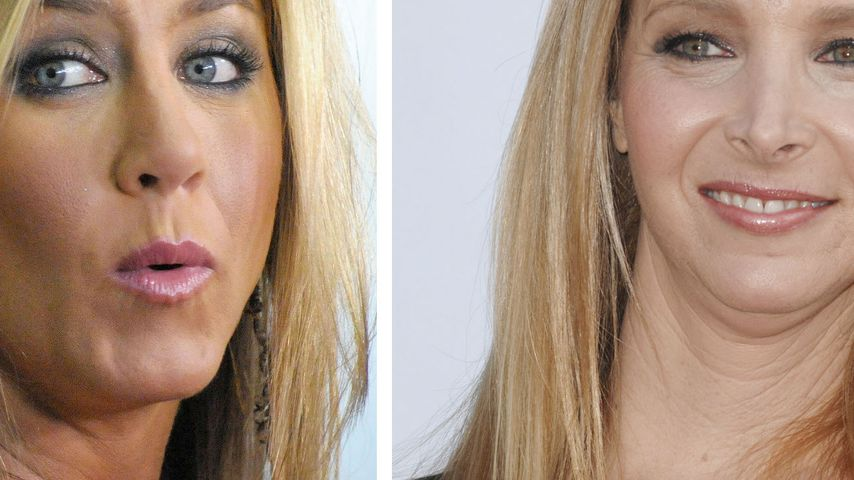 """Penislecker"": Jen Aniston beschimpft Lisa Kudrow"