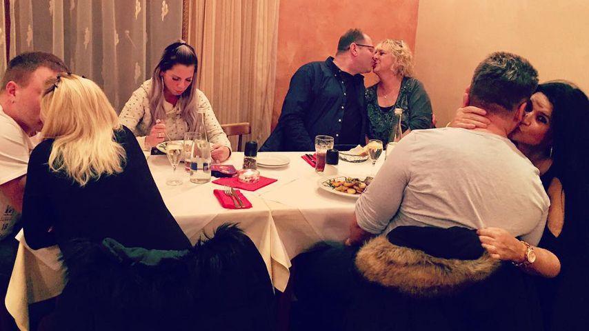 Ganz alleine: Single-Katze Jenny Frankhauser am Valentinstag
