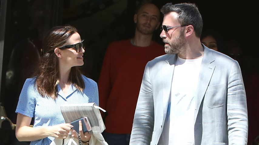 Jennifer Garner und Ben Affleck in Los Angeles