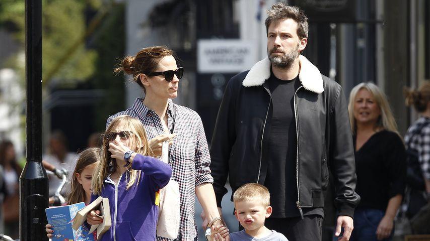 """Garner/Affleck: """"Wir sind definitiv eine moderne Familie"""""""