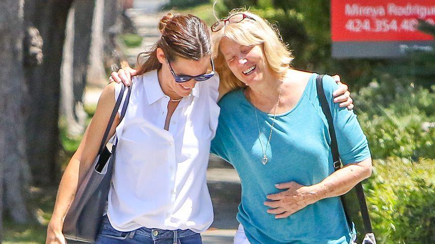 Jennifer Garner und ihre Ex-Schwiegermutter Christine Anne Boldt