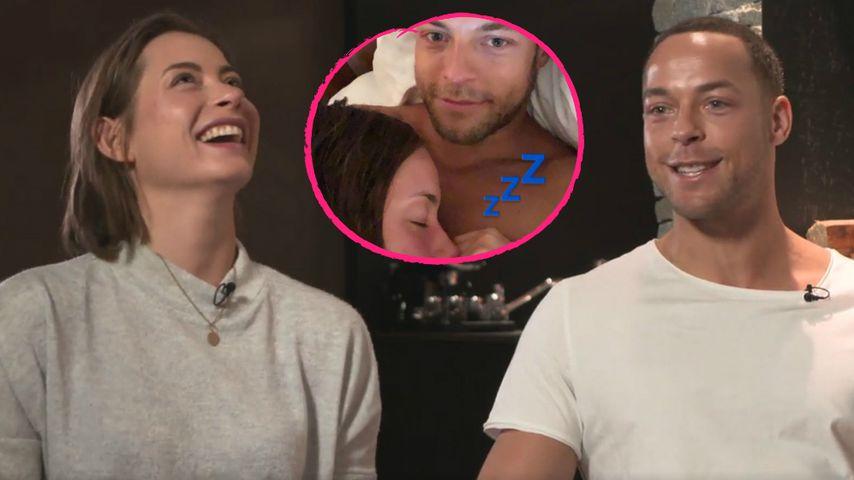 Heißer Moment: Zeigen sich Jenny & Andrej hier nach dem Sex?