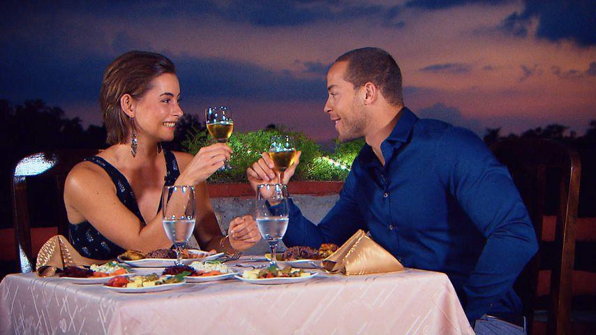 Jennifer Lange und Andrej Mangold bei ihrem Dreamdate auf Kuba