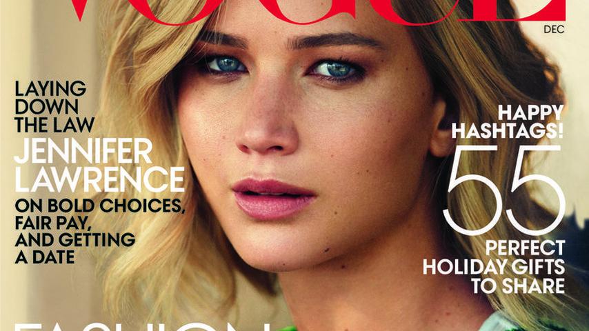 Dating-Probleme: Männer sind gemein zu Jennifer Lawrence