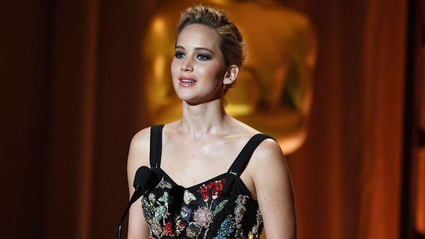 Jennifer Lawrence beim Governors Award 2017