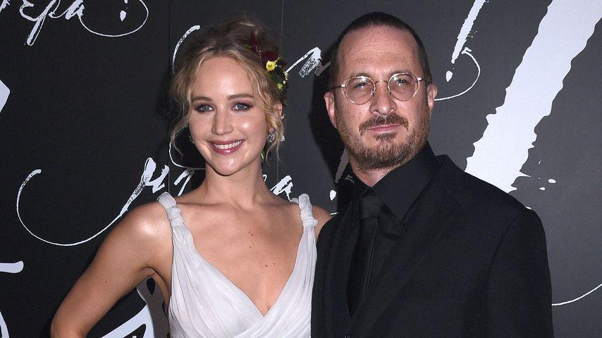 Liebe statt Arbeit? Heiratet Jennifer Lawrence ihren Darren?