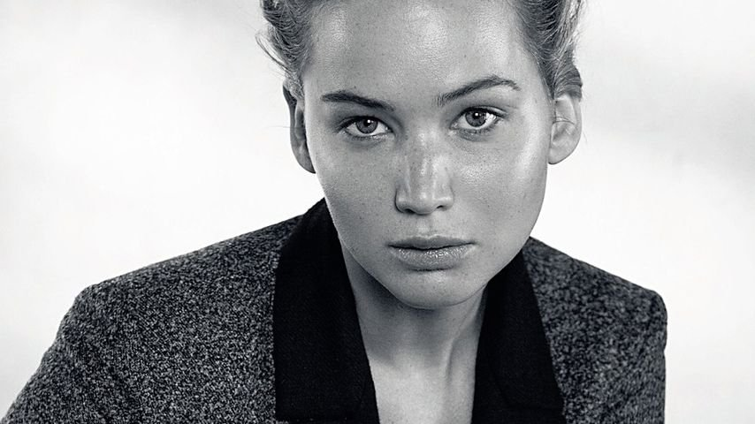 """""""Gesichts-nackt"""": So schön ist Jennifer Lawrence"""