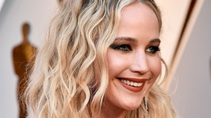 Jennifer Lawrence bei den Academy Awards 2018