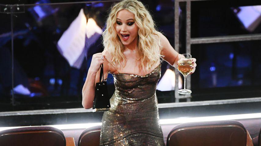Jennifer Lawrence bei den Oscars 2018