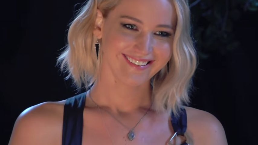Lustiges Interview enthüllt: Jennifer Lawrence ist Single!