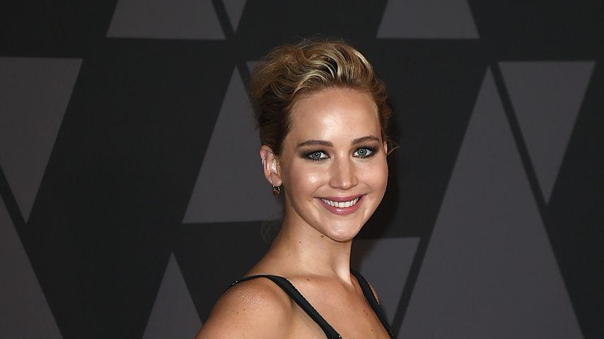 Jennifer Lawrence bei den Governors Awards in Hollywood