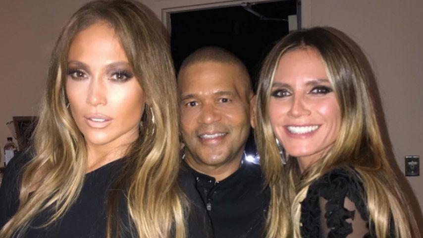 J.Los Lookalike: Wird Heidi Klum zur heißen Latina?