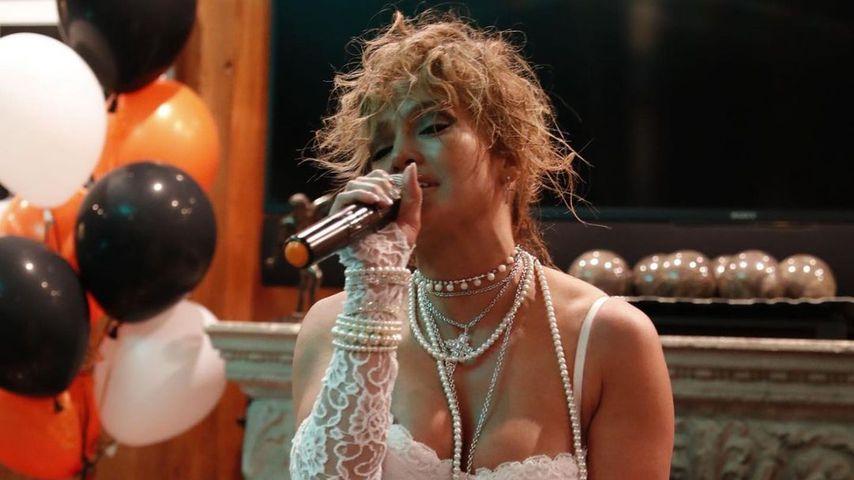 Jennifer Lopez an Halloween, 2020