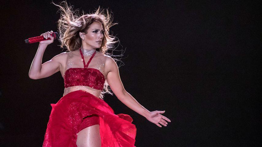 Jennifer Lopez in Ägypten 2019