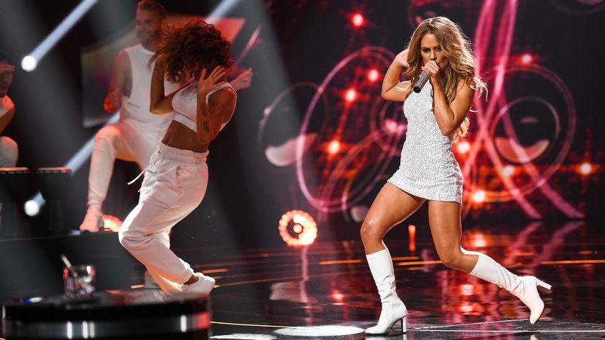"Jennifer Lopez bei ""Big Performance"""