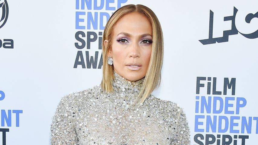 Jennifer Lopez bei den Film Independent Spirit Awards 2020