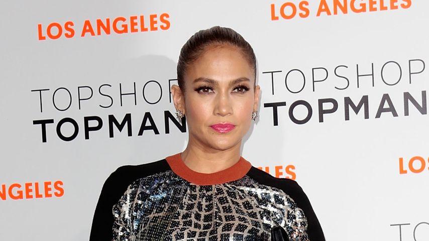 Partygirl: Jennifer Lopez als bunte Discokugel