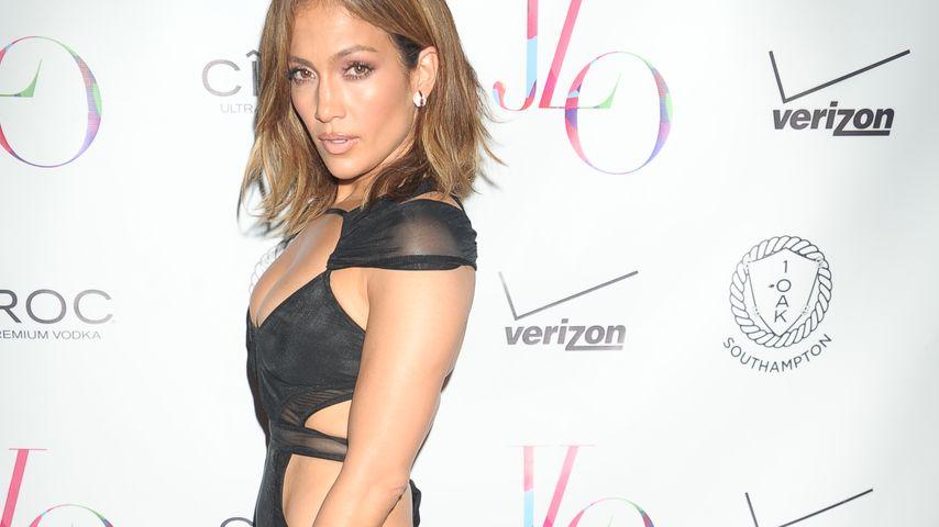 Jennifer Lopez' Po-Outfit: Mega hot oder total daneben?