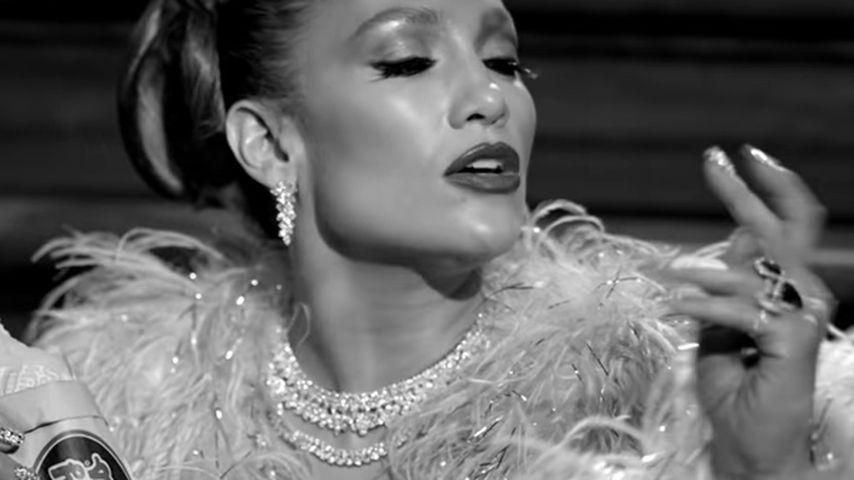 """Im """"Dinero""""-Clip: J.Lo trägt Klunker für 4,5 Mio. Dollar!"""