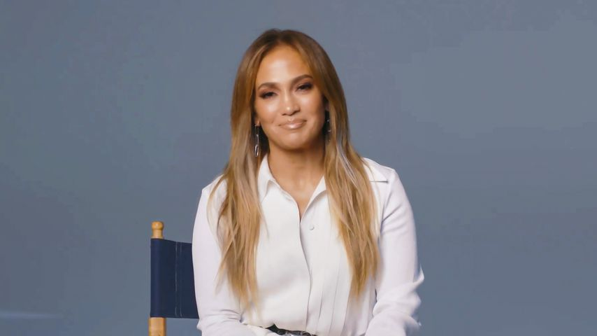 Jennifer Lopez im November 2020