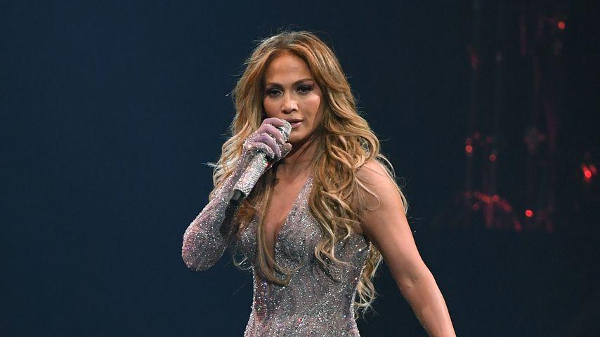 Jennifer Lopez im Juni 2019 in Las Vegas