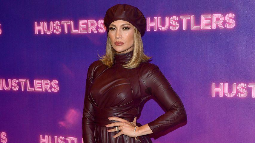 Jennifer Lopez im August 2019