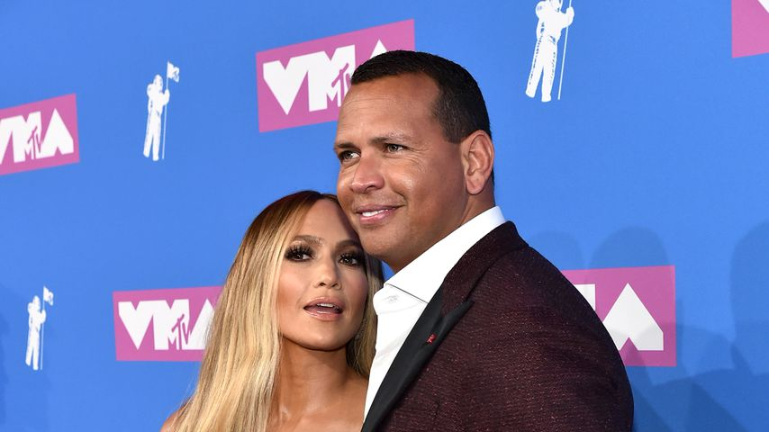Jennifer Lopez und Alex Rodriguez